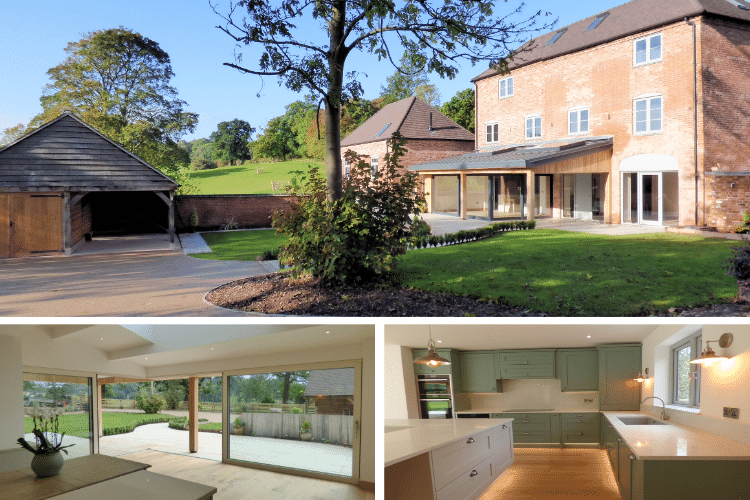Equestrian Property for Sale UK | Equestrian Properties Cheshire ...